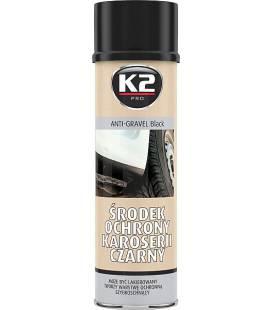 K2 ANTI-GRAVEL BLACK KIVIKAITSE 500ML/AE K2L310