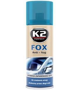 K2 FOX KLAASPINDADE UDUVASTANE AINE 200ML/AE K2K632