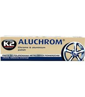 K2 ALUCHROM KROOMI POLEERIMISPASTA 120G/TUUB K2K0031