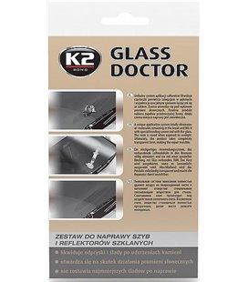 K2 GLASS DOCTOR TUULEKLAASI PARANDUSKOMPLEKT K2B350