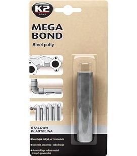 K2 MEGA BOND EPOKSIIDMETALL 60G BLISTER K2B321