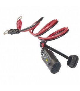 GYSFLASH-CABLE WITH CHARGE STATE & M6 EYELET FOR GYSFLASH 1 TO 7 GYS GYS029200
