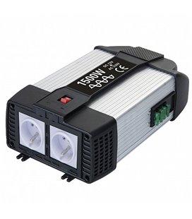 INVERTER 24V-230V 1500/3000W + USB PORT 6047U PSW GYS GYS027251