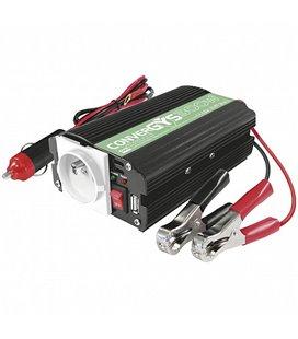 INVERTER 12V-230V 300/600W +USB GYS CONVERGYS GYS027053