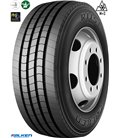 Tyres for trucks, trailers, buses