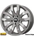 CMS alloy wheels