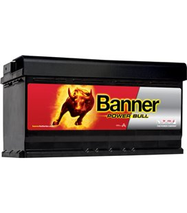 BANNER AKU POWER BULL 88AH 354X175X175 - + 700A BAP8820
