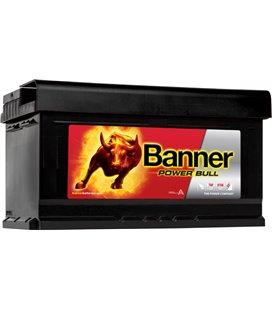 BANNER AKU POWER BULL 80AH 315X175X175 - + 700A BAP8014