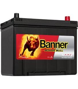 BANNER AKU POWER BULL 80AH 260X174X222 - + 680A BAP8009