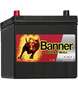 BANNER AKU POWER BULL 60AH 233X173X203/225 + - 510A BAP6069