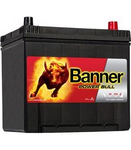 BANNER AKU POWER BULL 60AH 233X173X203/225 - + 510A (B01) ALL RANT BAP6062