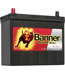 BANNER AKU POWER BULL 45 AH 238X129X203/225 + - (KLEMM 1+3) 390A BAP4524