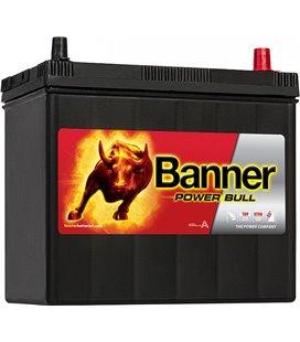 BANNER AKU POWER BULL 45 AH 238X129X203/225 - + (KLEMM 1+3) 390A BAP4523