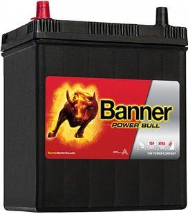 BANNER AKU POWER BULL 40 AH 187X127X204/226 + - 330A BAP4027