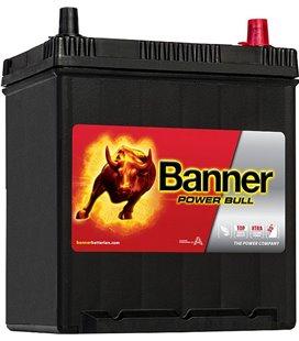 BANNER AKU POWER BULL 40AH 187X137X204/226 - + 330A (B01) ALL RANT BAP4025