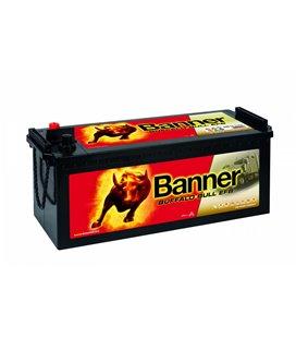 BANNER AKU BUFFALO BULL EFB 190AH 513X223X220 + VASAK 1050A BA69017