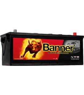 BANNER AKU BUFFALO BULL 132AH 508X174X205 - + 900A BA63211