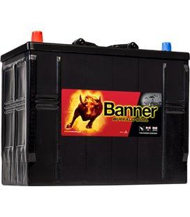 BANNER AKU BUFFALO BULL 125AH 345X172X283 + - 760A BA62513