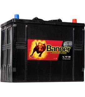 BANNER AKU BUFFALO BULL 125AH 345X172X283 - + 760A BA62511