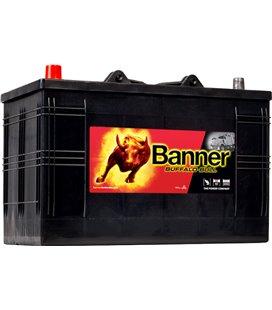 BANNER AKU BUFFALO BULL 110AH 344X172X230 + - 720A BA61048