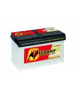 BANNER AKU RUNNING BULL EFB 80AH 315X170X190 - + 780A BA58011