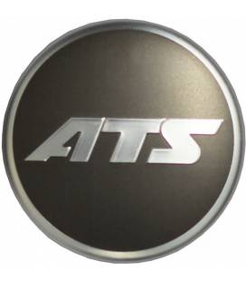 ATS KAPSEL 60MM GRAFIITHALL, PLAST/METALL AT9N40GR