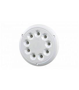 LWD2158 SALONGI SISEVALGUSTI ÜMAR 9-LED 142,5X6 12/24V IP65 999185190