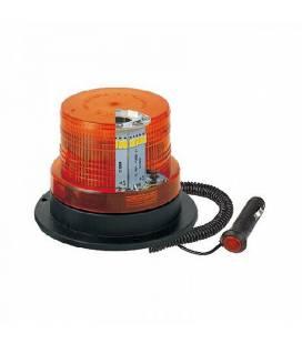 KOLLANE VILKUR 12/24V LED, 3-PUNKTKINNITUS/MAGNET, TOIDE SIG. SÜÜTAJAST 130X90MM 999181940