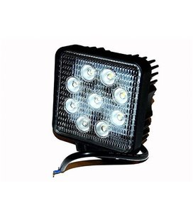 TÖÖTULI 9 LED 27W 110X128X35MM 2200 LUM 10-30V 999173930