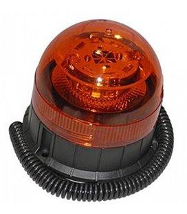 KOLLANE VILKUR 12/24V LED, 3-PUNKTKINNITUS/MAGNET 125MM 999170810