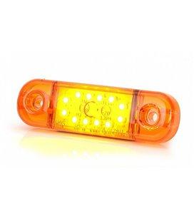 KÜLJETULI LED 12/24V KOLLANE 12-LED 84X25X11 999163720