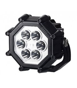 TÖÖTULI LED 12/24V 40W 3000LM 107X107MM 999159700