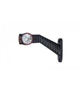 LD2174 SARVTULI LED KÕVER 45° PIKK 175MM PAREM 12/24V 999151550