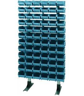 (ART PLAST 302) LADUSTUSKARPIDEGA STEND, 1250X600MM, 54TK NR102, SÜGAVUS 300MM, 999032810