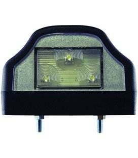 NUMBRITULI LED 12/24V, TÜÜP ASPÖCK, 100X60X65MM 999023320