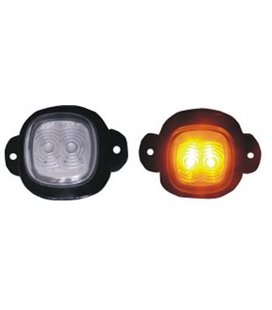DOB-60Z LED GABARIITTULI KOLLANE -1TK- 52X52MM 999005260