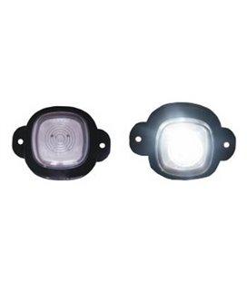 DOB-60B LED GABARIITTULI VALGE -1TK- 52X52MM 999005250