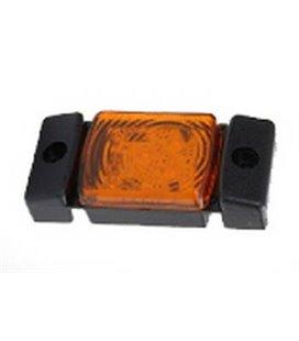 LD141 KÜLJETULI LED 73X33MM KOLLANE 12/24V 999003510