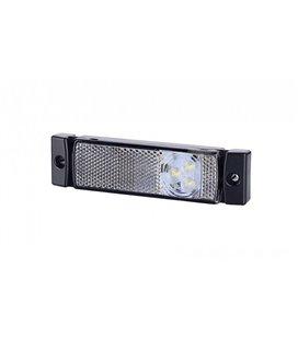 LD127 KÜLJETULI LED VALGE 12/24V 0,5M JUHE 999003470