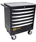 Empty tool carts + cart accessories