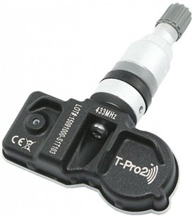 T-PRO 2 TPMS ANDUR AL.VENTIILIGA 434MHZ, MUTTER 4,0NM, KRUVI 1,4NM 72-20-378