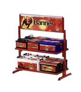 BANNER STEND MADAL 98X52,5X101 59975730