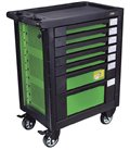 Tool carts with tools