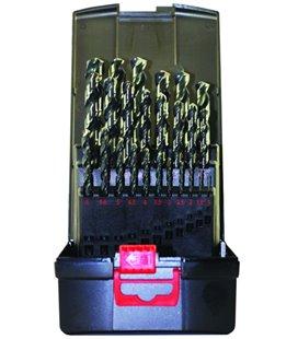 25-OS HSS-G MET. PUURIDE KOMPL. 1,0-13,0MM / 0,5MM SAMM TRIUMF 5106T