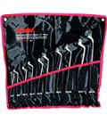 Double ring spanner sets