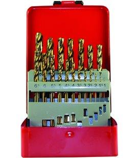 19-OS CO MET. PUURIDE KOMPL. 1,0-10,0MM / 0,5MM SAMM TRIUMF 4619T