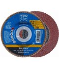 Lamella sanding discs