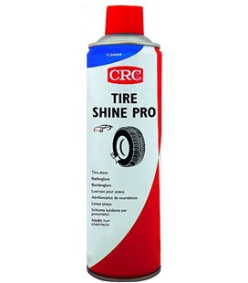 CRC TIRE SHINE PRO KUMMIPINDADE PUHASTUSVAHT 500ML/AE