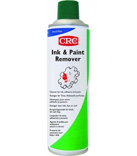 CRC INK & PAINT REMOVER PRO VÄRVIEEMALDI 400ML/AE 20-IPR650