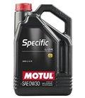 Vehicle engine oil Specific OEM